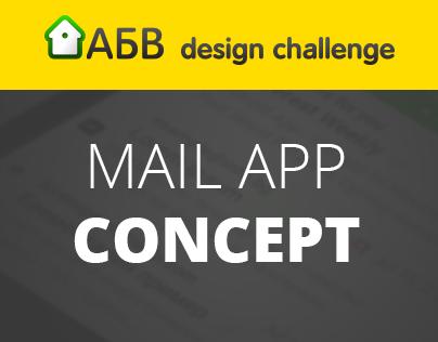 ABV mail app