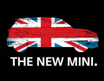 Identity for the introduction of The New Mini.