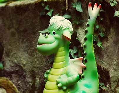 Vintage Toy Photography