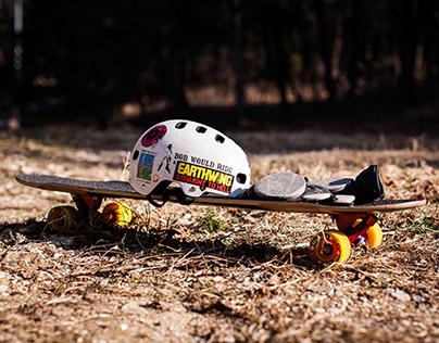 NLS for Earthwing Skateboards