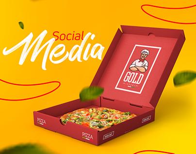 Social Media   Restaurante e Pizzaria