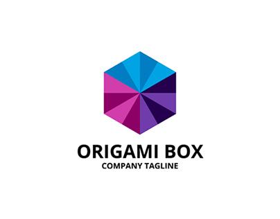 Origami Box Logo