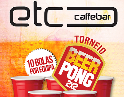 Flyer | Beer Pong