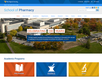 WVU School of Pharmacy RWD