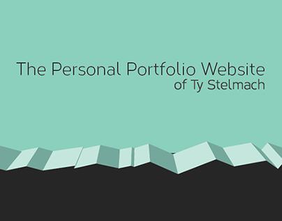 Debut: My Personal Portfolio Website