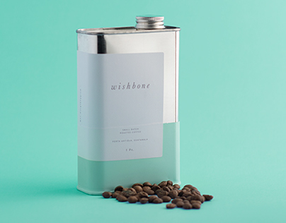 Wishbone Brew: Coffee Packaging