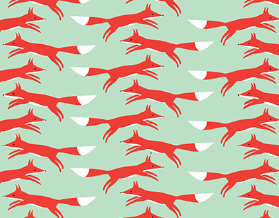 Fox Surface Pattern