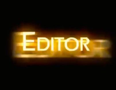Editorial Montage Demo