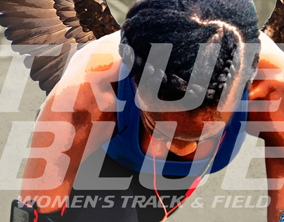 Advertising Concept GSU Track and Field
