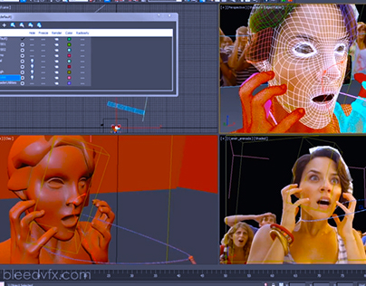 """Coors Light """"Freeze The World"""" TV and VFX Breakdown!"""
