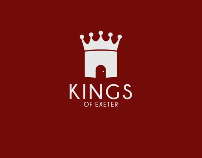 Kings of Exeter - Final Designs - Logo/For Sale Sign