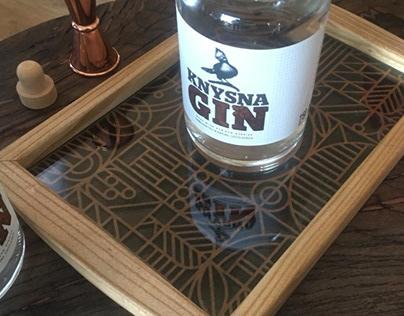 Gin Tray