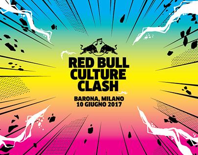 Red Bull. Culture Clash