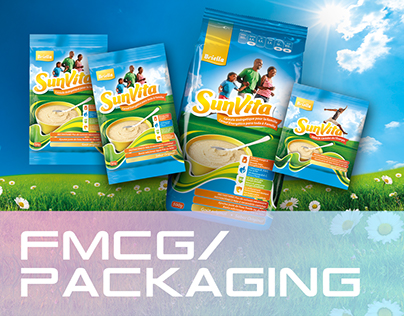 Identity and Design for Sunvita Cereal
