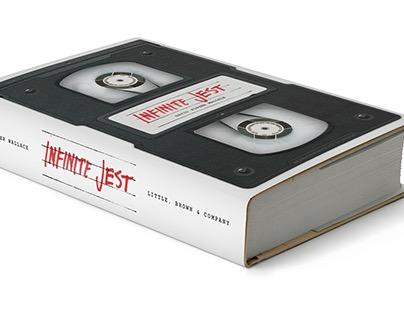 Infinite Jest • 20th Anniversary Cover Design
