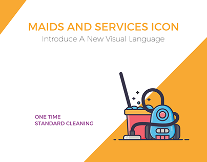 Maids and Services Icon