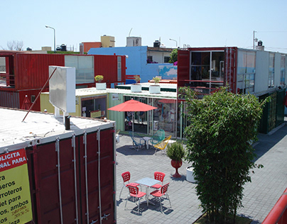 Shipping Containers Could Be The Homes of The Future