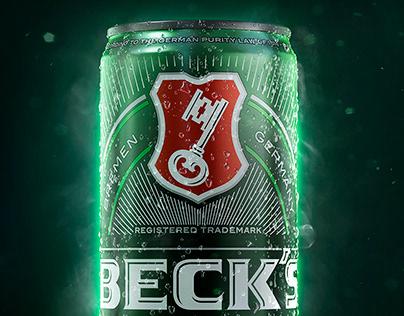 Beck's Tomorrowland | ESTÚDIO ÍCONE