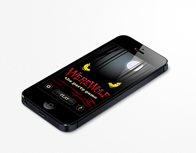 Werewolf Game App