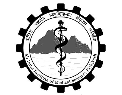 AIIMS Rishikesh - Logo