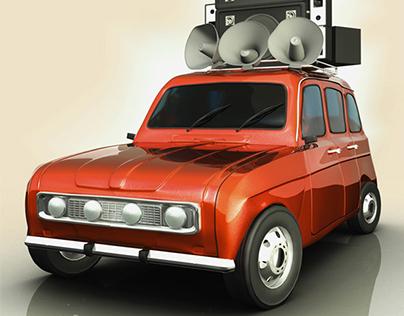 Renault Crew