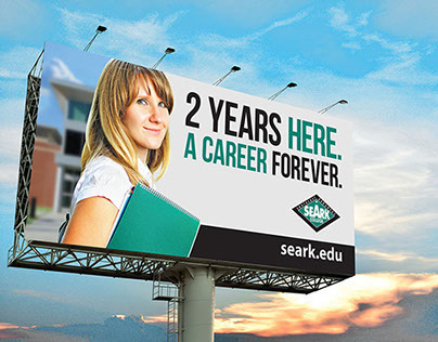 SEARK College Billboard