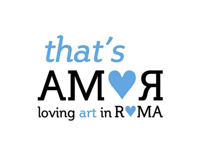 That's AMOR | Naming, Logo & Identity