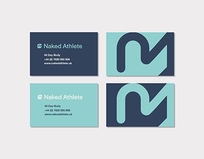 Naked Athlete - Branding