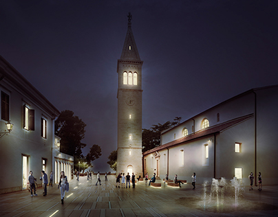 Novigrad City Square - Competition Entry