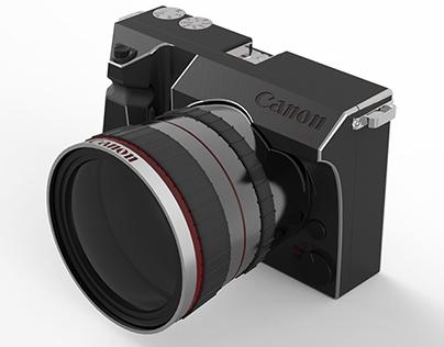 Semi Compact Camera Design