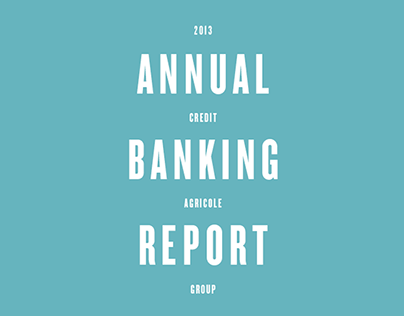 ANNUAL REPORT CREDIT AGRICOLE