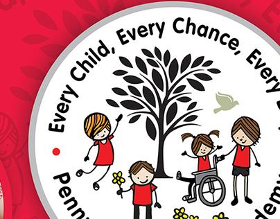 Pennyman Primary Academy Logo Design