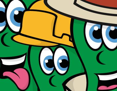 PROMAn - Company Mascot