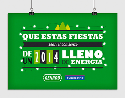 Saludo Año Nuevo | Genrod