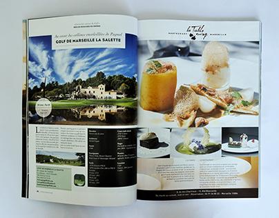 Magazine Curiosités autour du Golf