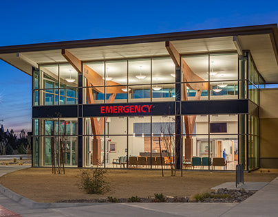 Photographing an ER Clinic