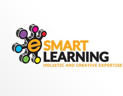 E-Smart Learning branding