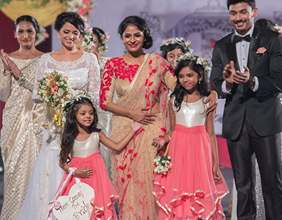 Pranayama Bridal Show Pranaah By Poornima Indrajith On Behance