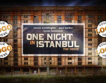 'One Night In Istanbul' Sponsorship