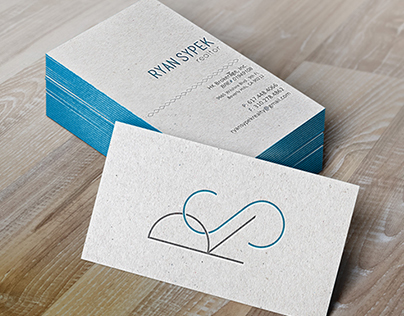 Ryan Sypek Realty business cards