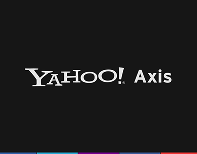 Yahoo! Axis iPad Application