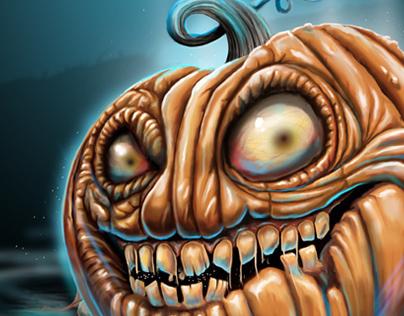 Halloween limited print