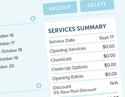 Fronheiser Services App