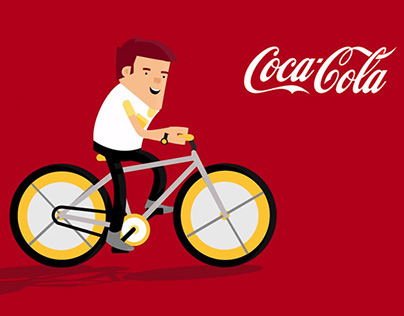 Character Animation for CocaCola campaign