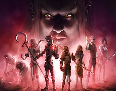 Lucifer The Prisoner - Book cover