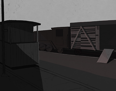 Background for Missionnaires animation