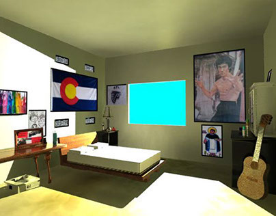 Dominic's Bedroom