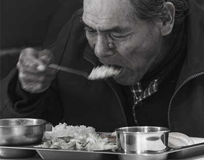 Photo Project: Comedor
