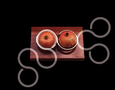 specific fruit bowl /exhibition: camilla hamm gallery