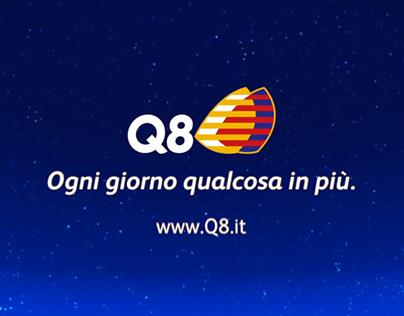 Q8 - TV spot commercial